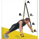 ATP EQUILIBRIUM FST Gym Suspension Trainer