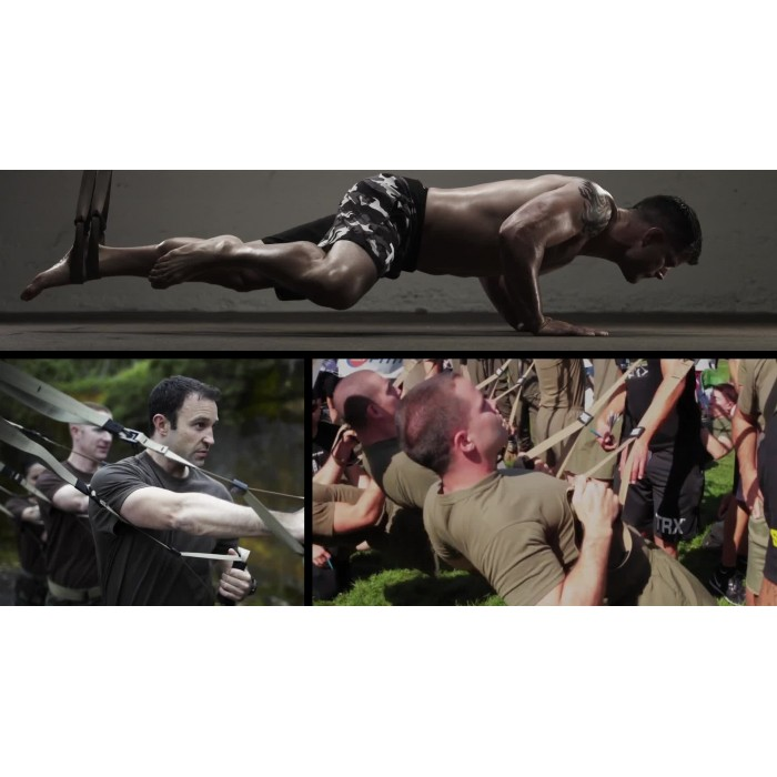 TRX - Tactical Gym / Military Class Pro-Training